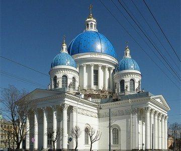 Saint-Trinity Cathedral of the Izmailovsky Regiment